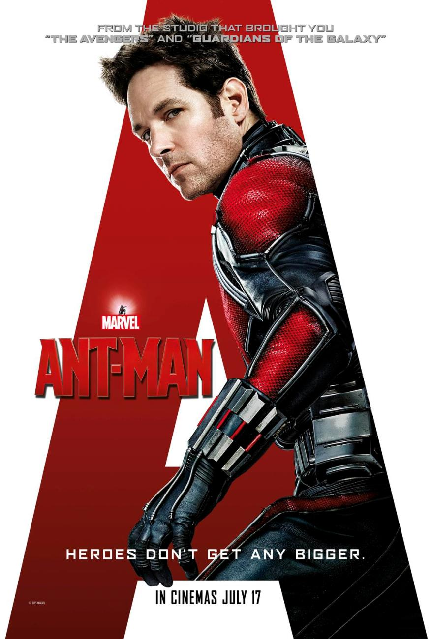 ant-man uk poster