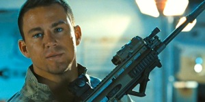 Channing Tatum Didnt Like GI Joe