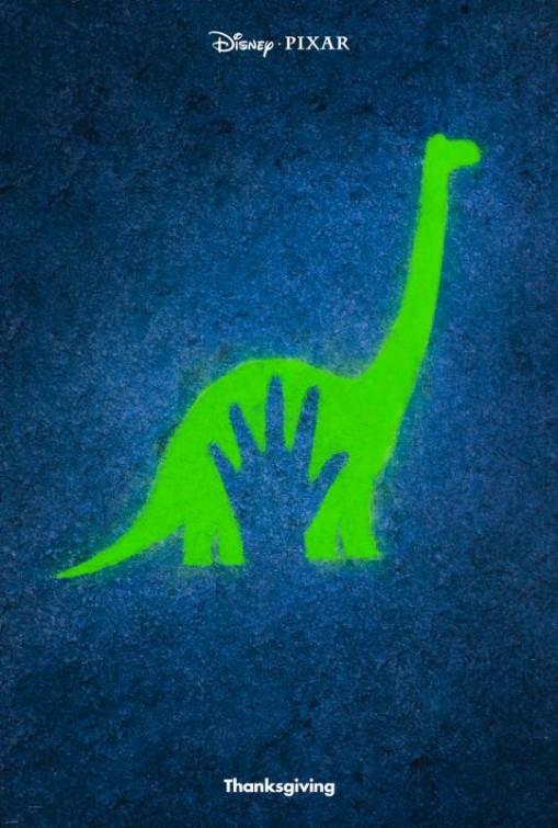 good dinosaur teaser poster