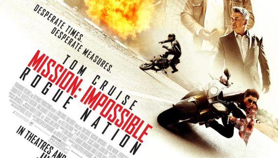 ภาพยนตร์  Mission Impossible