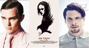 the crow replace
