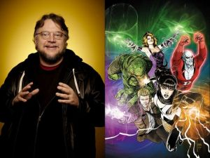 del toro justice league dark
