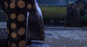 Jurassic Park High Heels Edition