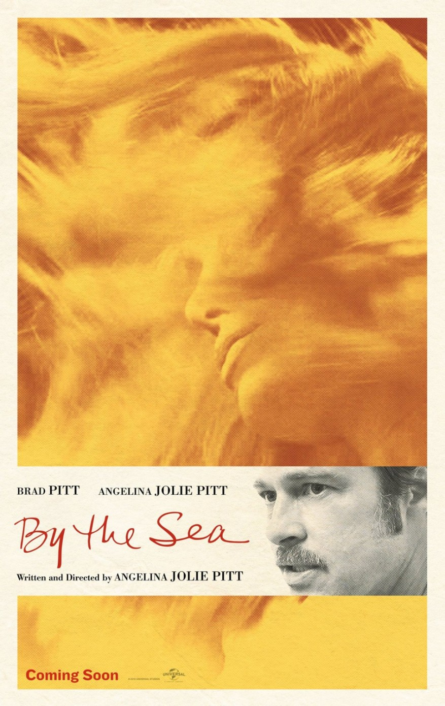 by the sea poster 01