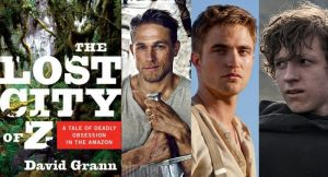 lost city of z cast