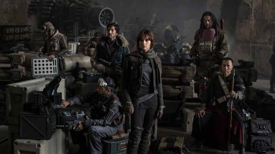 star wars rogue one first pic