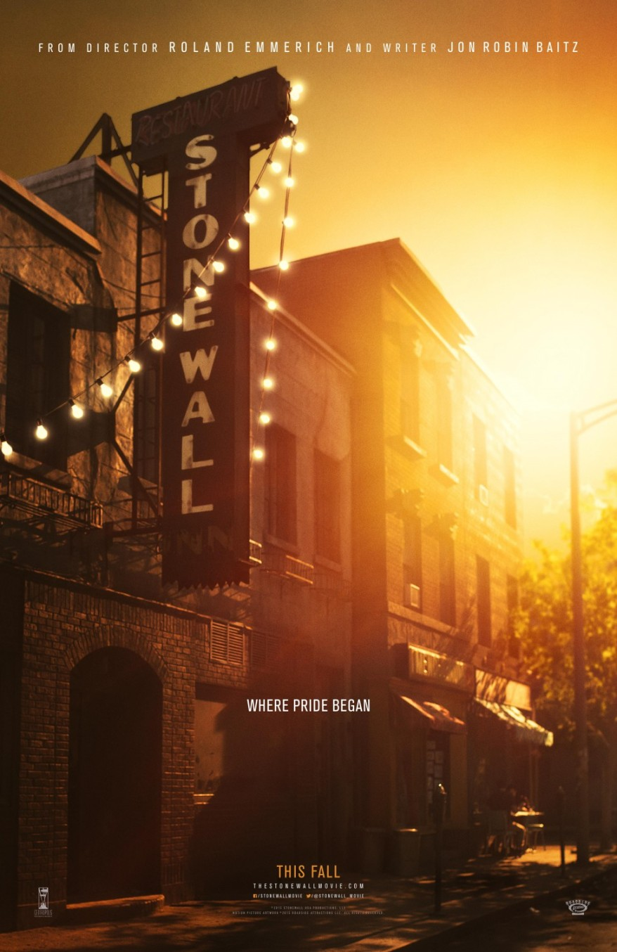 stonewall teaser poster