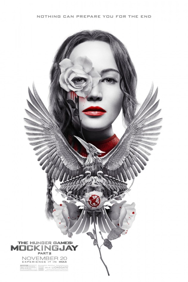 hunger games mockingjay 2 imax poster
