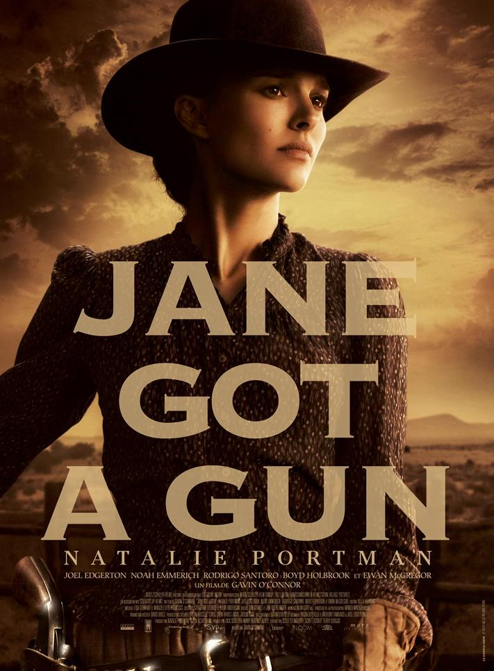 jan got a gun poster