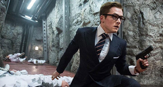 หนัง  Kingsman The Golden Circle