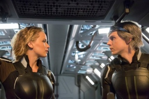 X-Men-Apocalypse-Mystique and Quicksilver