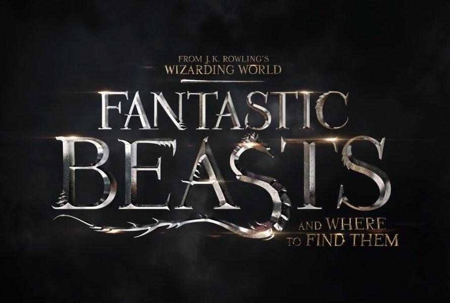 Fantastic beasts logo