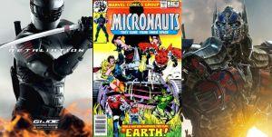 gi joe micronauts transformers