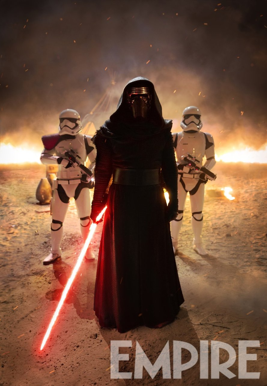 the force awakens kylo ren image