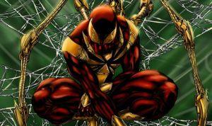 iron spider man