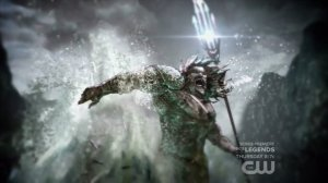 aquaman art and logo