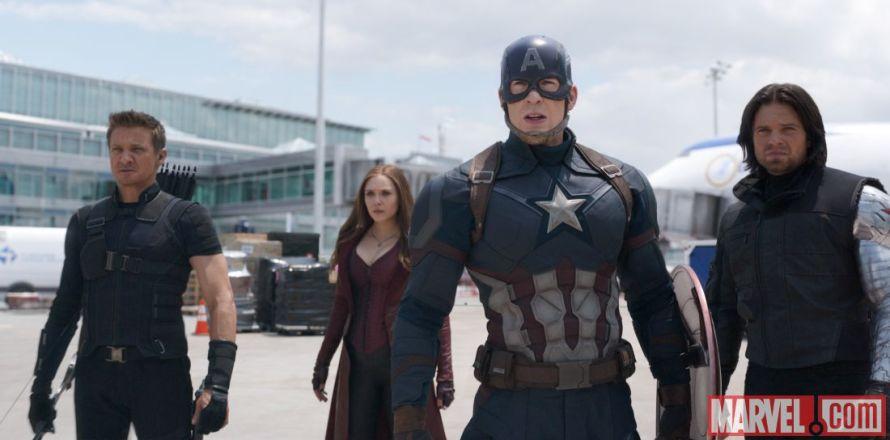 captain maerica civil war new pic