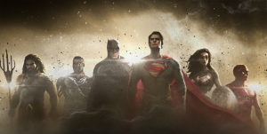 dawn of justice league art