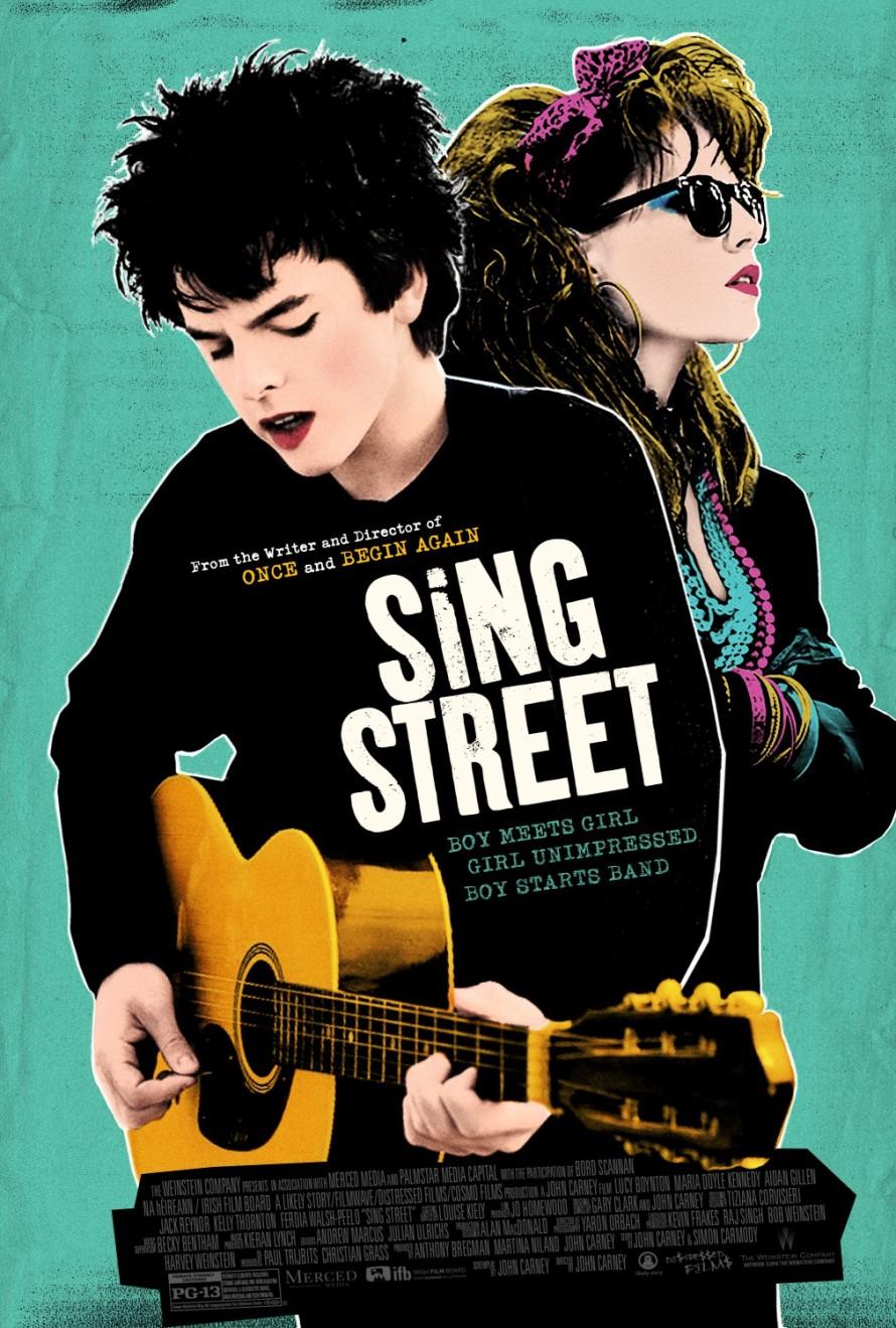 sing street poster 01