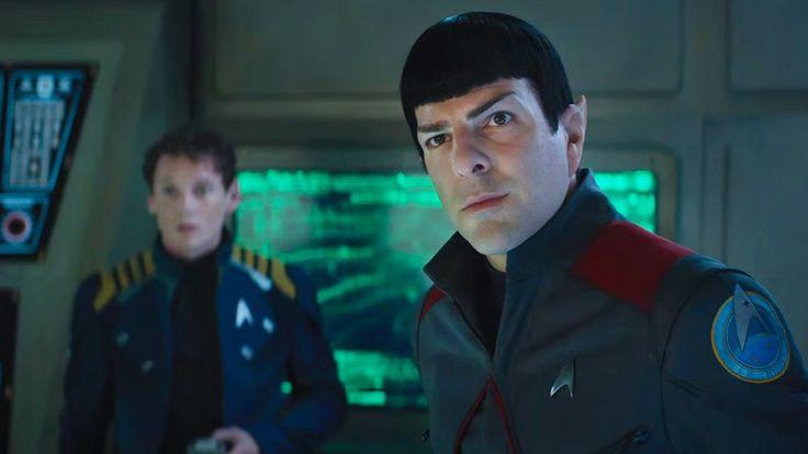 บุกดูสะพานของยานเอ็นเตอร์ไพรส์ในคลิปเบื้องหลังกองถ่าย Star Trek ...