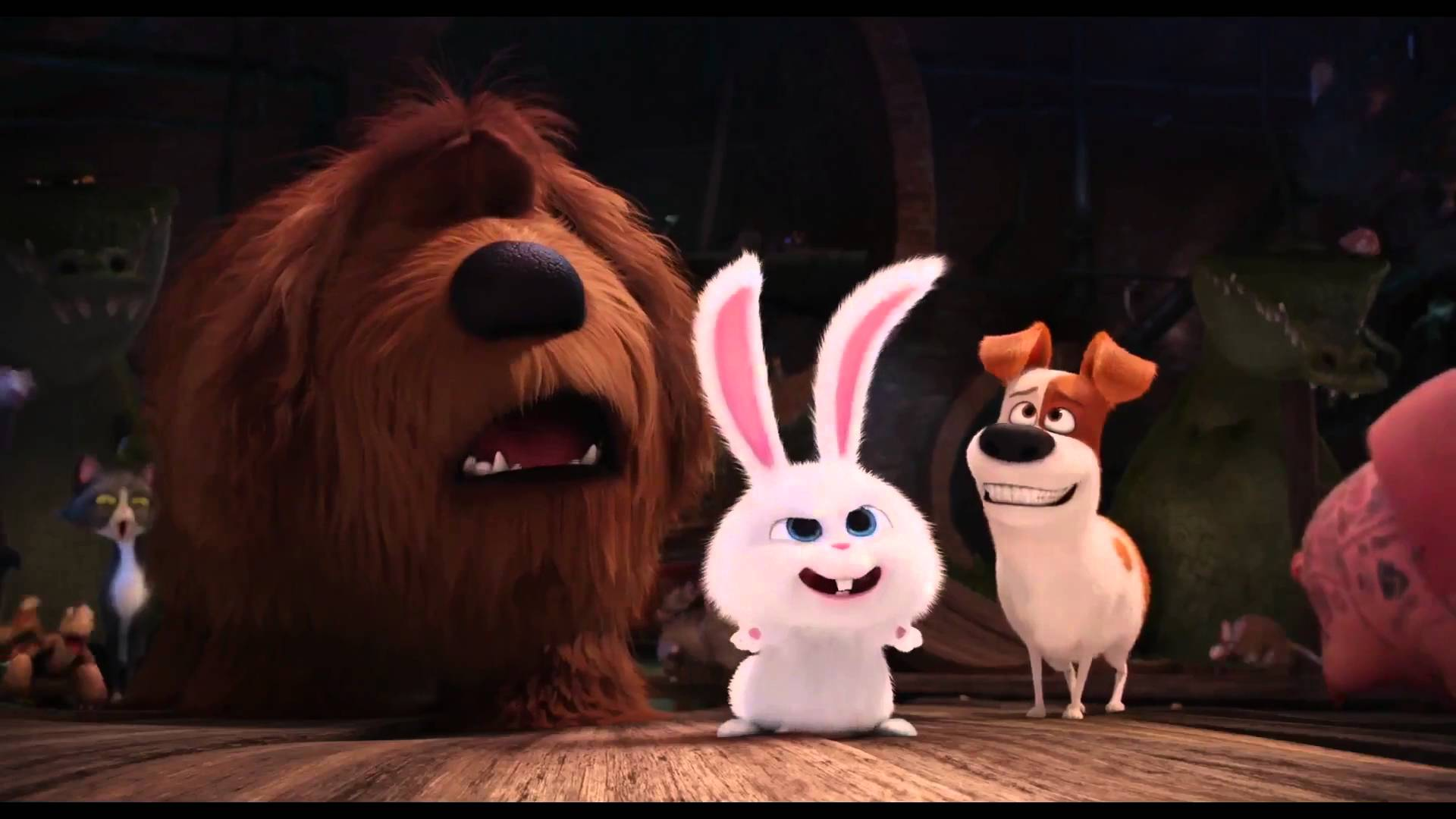 the secret life of pets jediyuth