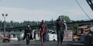 first Deadpool clip
