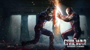 Captain America Civil War reaction