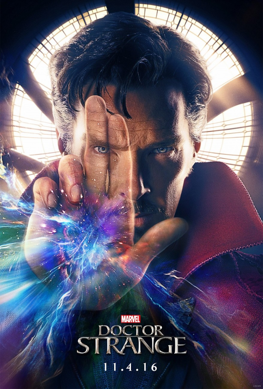 doctor strange teaser poster 2