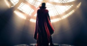 doctor strange teaser poster header