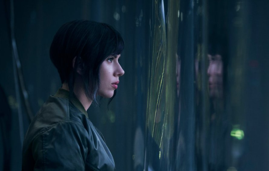 ghost in the shell first look