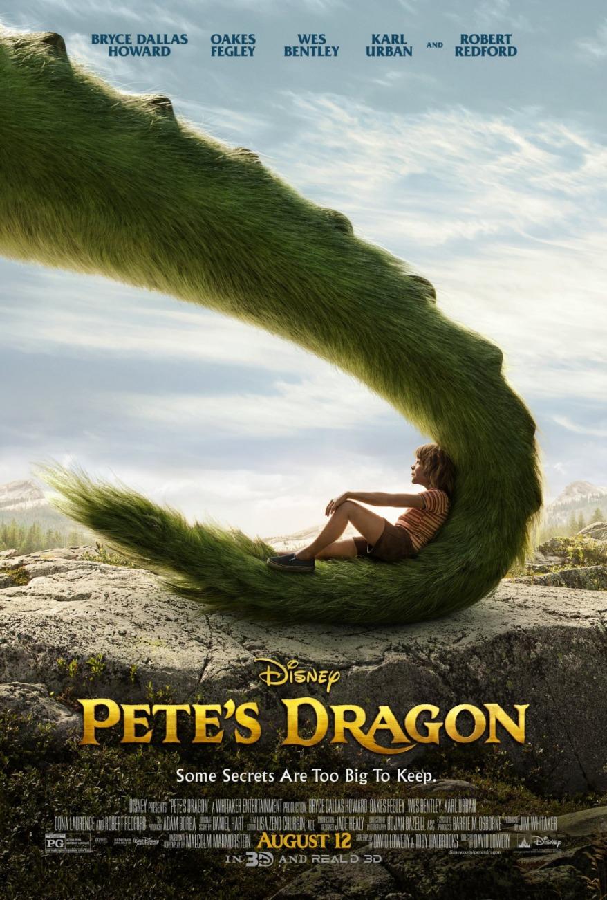 pete dragon poster 02