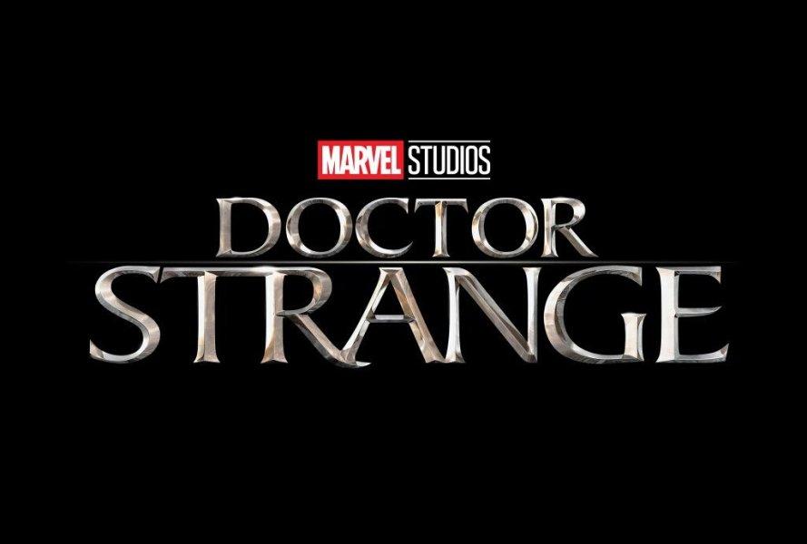 doc strange logo