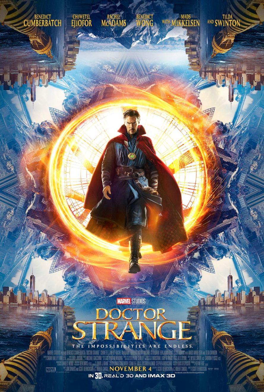 doc strange new poster large