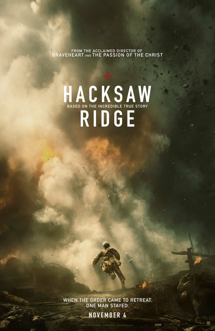 hacksaw ridge poster 01