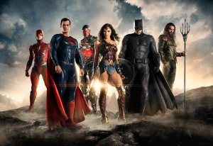 justice league first look