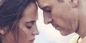 light between oceans poster header