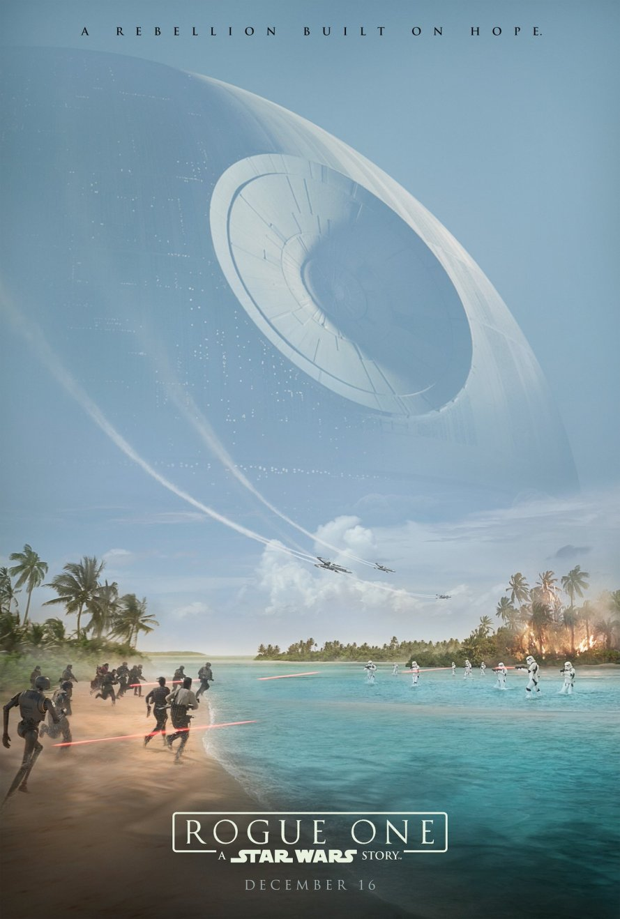 rogue one first poster