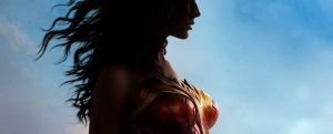 wonder woman teaser poster header
