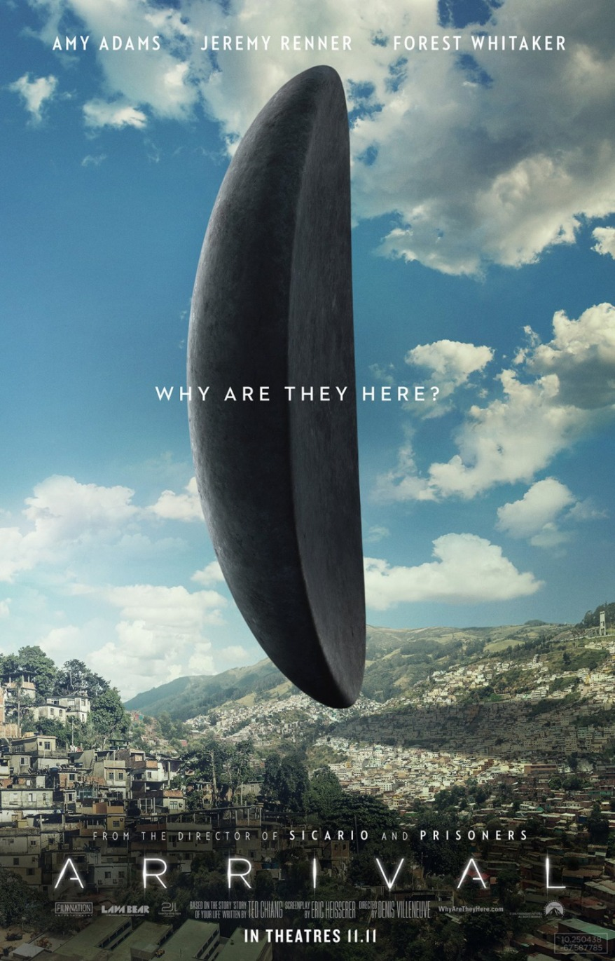 Arrival poster 10