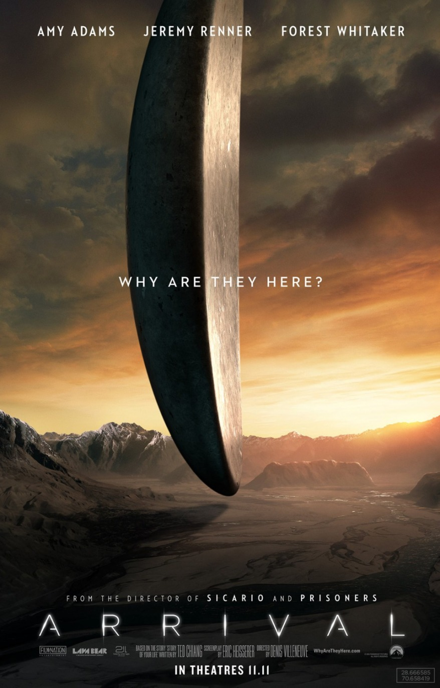 Arrival poster 11