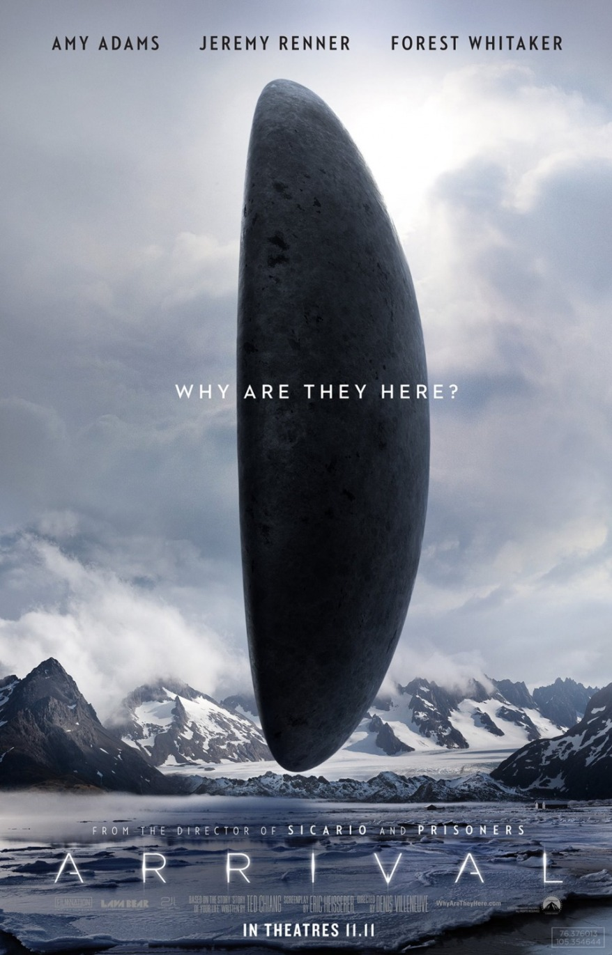 Arrival poster 12