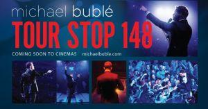 buble tour header