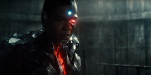 Cyborg joins the flash