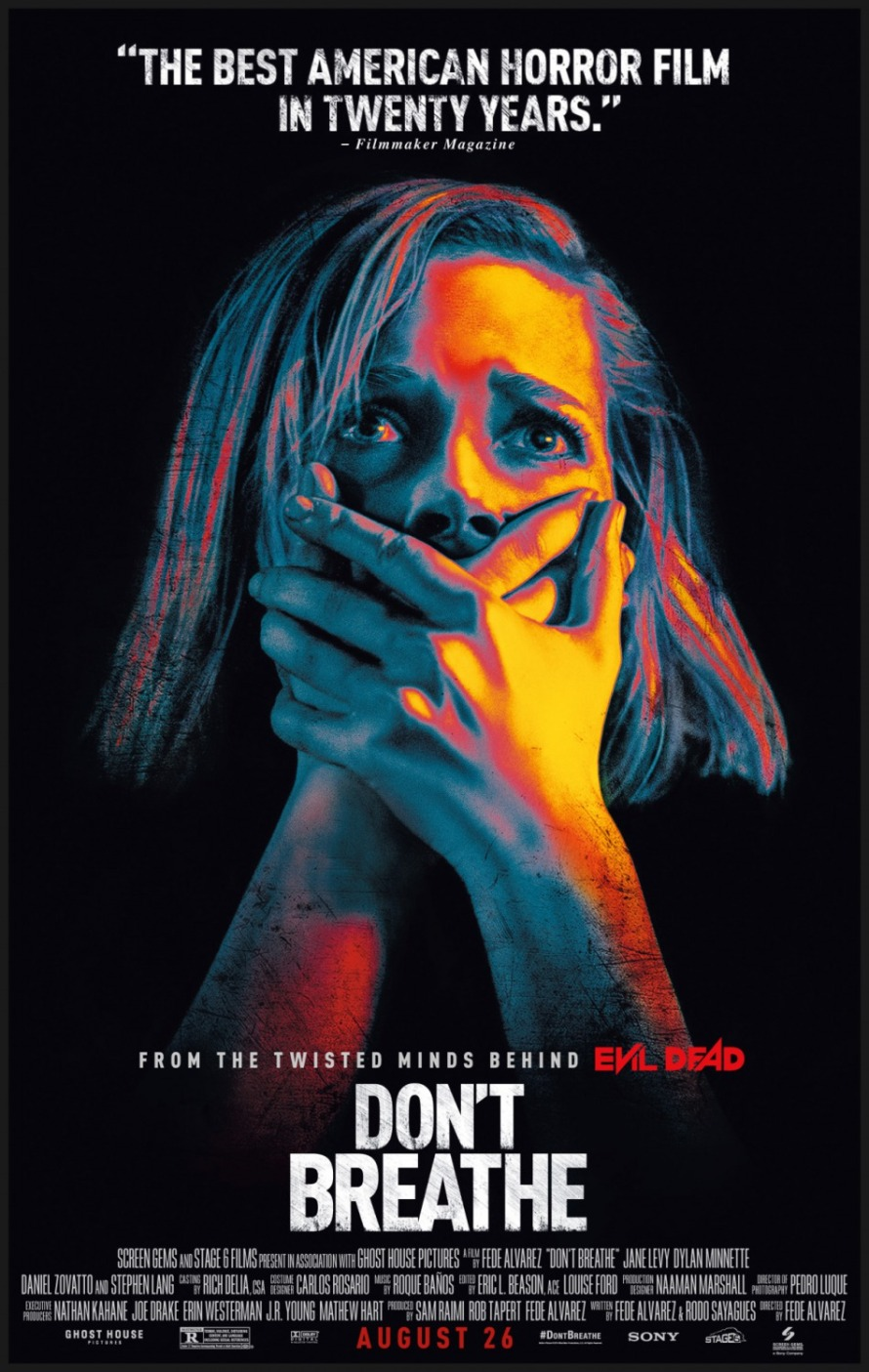 dont breathe poster 4