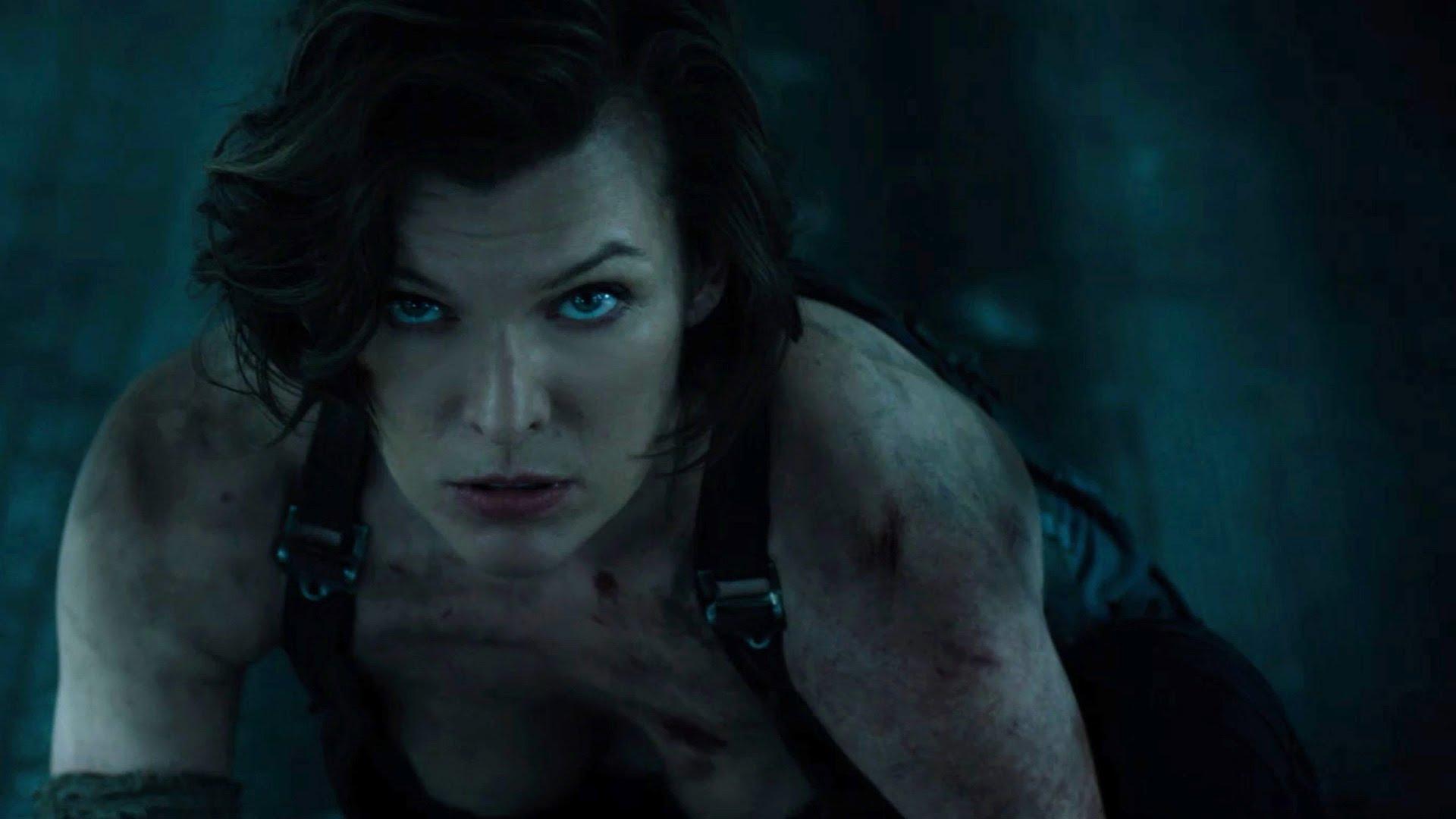 Resident Evil The Final Chapter 2016 Movie Hd Wallpaper: 2 ตัวอย่าง และ 2 ใบปิดใหม่ของ Resident Evil: The Final