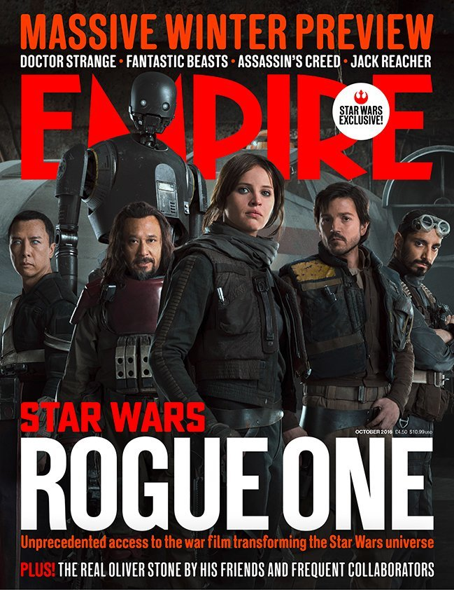 rogue one cover empire