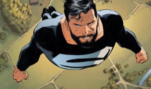 super man black