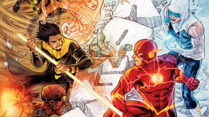 the flash the rogue