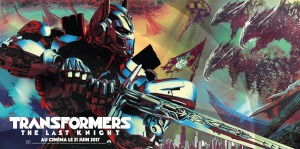 transformers last knight banner