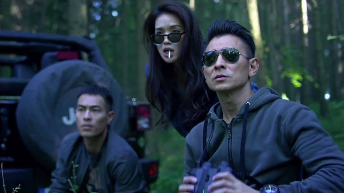 หลิวเต๋อหัวกับซูฉีจับคู่กันผจญภัยในตัวอย่างหนังโจรกรรม The ...